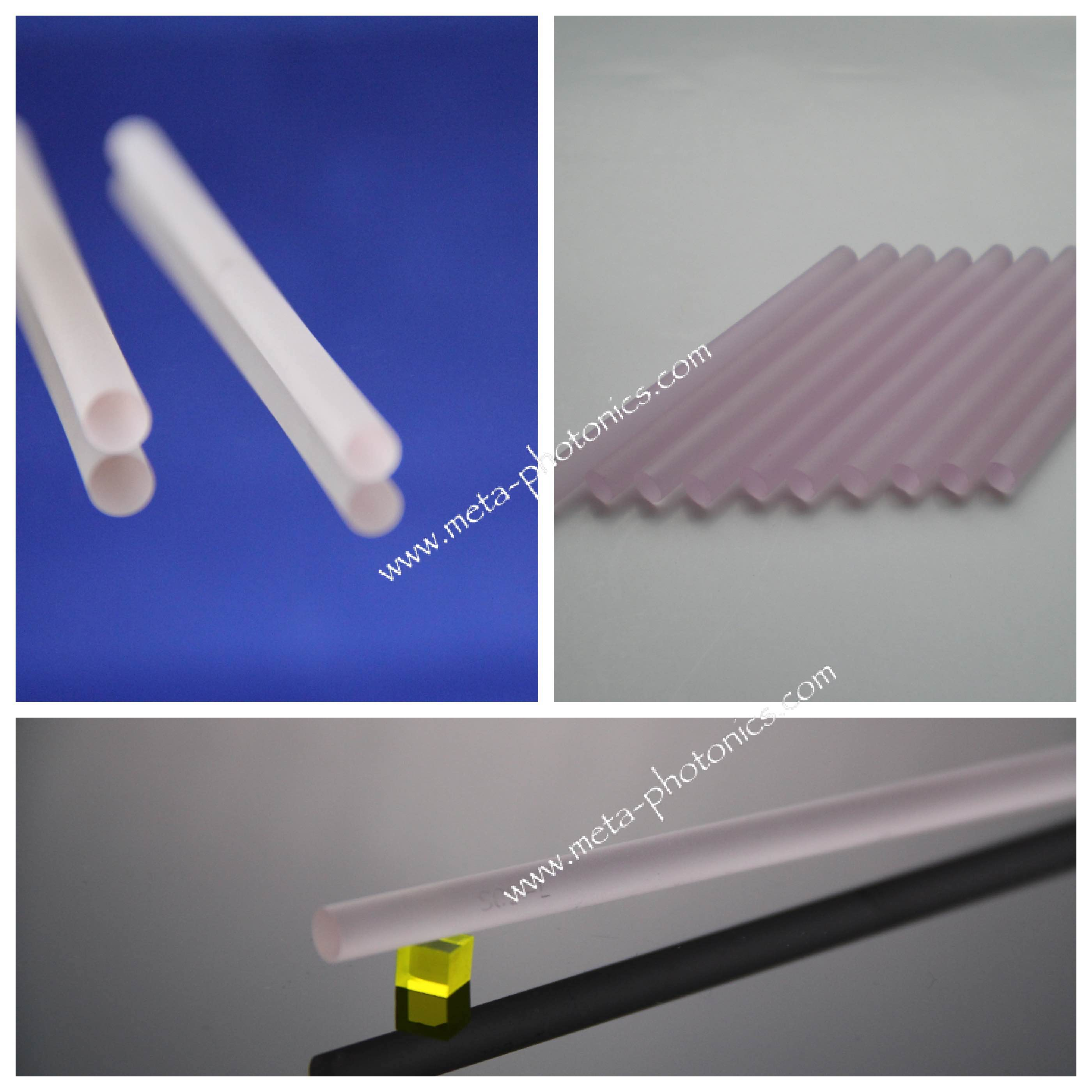Nd:YAG laser crystal is the most popular lasing media for ...